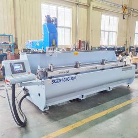 可定制铝型材三轴数控钻铣床 铝合金数控加工设备