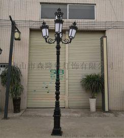 多头亚克力庭院灯室外公园景区特色灯售楼部展区景观灯