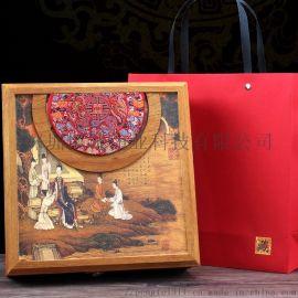 木质茶叶盒UV印刷机 木质礼品盒收纳盒3d打印机