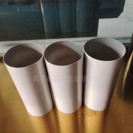 河北厂房用排水管 铝合金圆管生产厂家