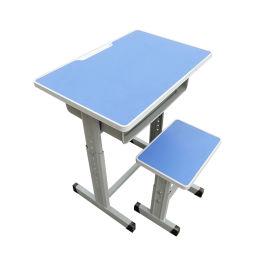 郑州厂家低价批发学生课桌椅**课桌