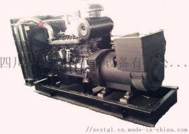 300KW上柴柴油发电机