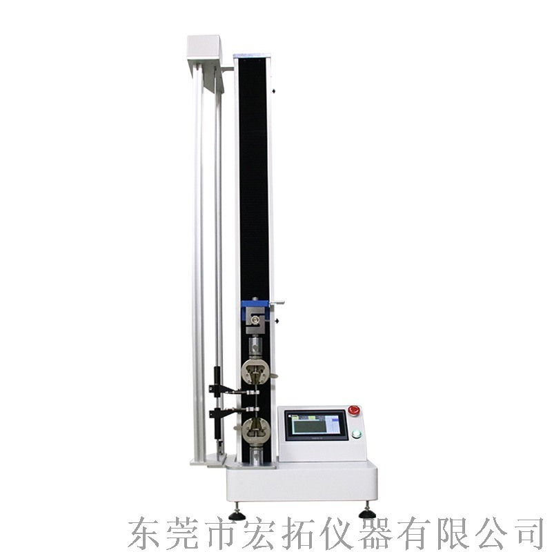 膠帶抗拉強度試驗機 安全帶子拉力測量儀