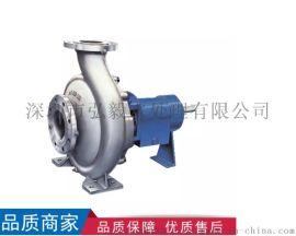 滨特尔水泵PWT单级卧式离心泵水处理供水增压泵