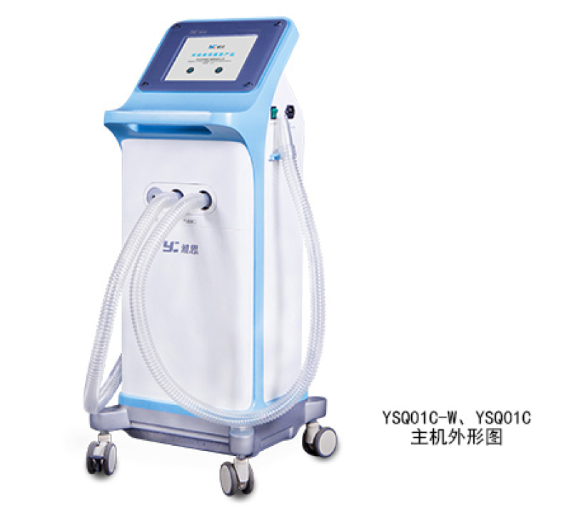 YSQ系列全胸振荡排痰机