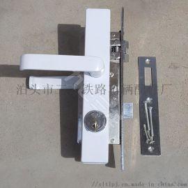 收费门厅锁 医院设备间用锁 机械门锁实心铸造