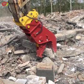 建筑物混凝土破碎液压钳 钢筋回收剪钳