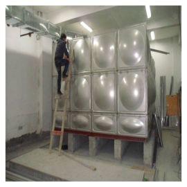 酒店加热水箱 霈凯 304不锈钢水箱