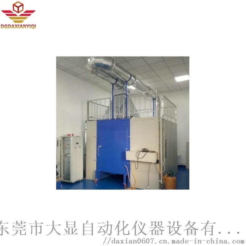 广东省建材单体燃烧试验机@建筑制品单体燃烧