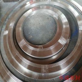 不锈钢304齿形垫片 金属齿形状垫片 HB6474-1990齿形垫圈直供 卓瑞