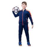 秋冬款拉链运动服 休闲跑步套装篮球足球训练服