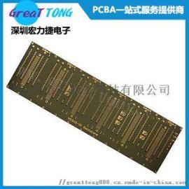 PCB线路板快速打样生产厂家深圳宏力捷周到专业