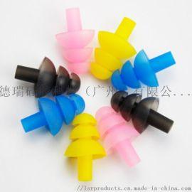 防水防噪音液态硅胶耳塞耳帽模具定制跟代加工