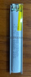 锂离子聚合物软包电池