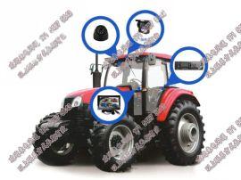 智慧农机_实时定位_4G远程视频监控