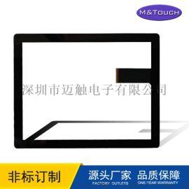 12.1寸全视角电容触摸G+G总成USB接口工业级触摸屏