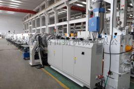 HDPE315-630管材高效挤出生产线