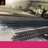 加厚耐磨螺旋叶片 输送机 环保设备用不锈钢螺旋杆