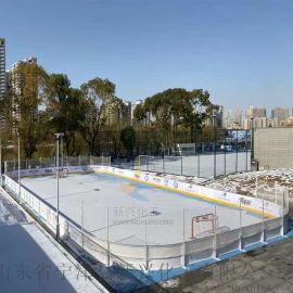 30*61标准场地冰球场围栏厂家直供