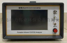 建筑室内一氧化碳二氧化碳现场检测器