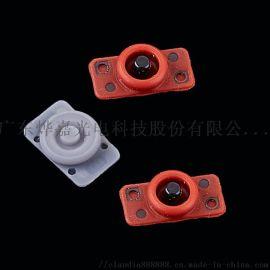 防水成型塑料硅胶侧按钮用于手机键盘