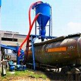 瀋陽電廠清灰負壓吸料設備 散裝粉煤灰裝車氣力輸送機