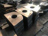 S355J0欧标低合金钢板,切割圆形方形法兰异形件