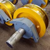 500*150雙邊鑄鋼車輪組 卸料機鍛造車輪組