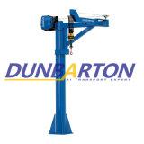 定柱式電動折臂吊小型單樑起重機150kg