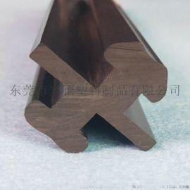 厂家专业挤出PVC型材 塑料型材 PVC异型条