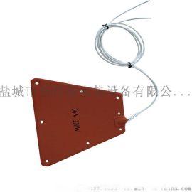 硅橡胶加热板 梯形电加片 电加热板