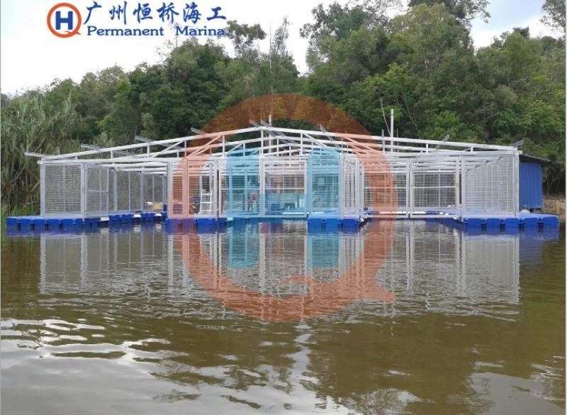 水上餐厅水上建筑水上平台供应商