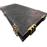 厂家直供铺路垫板 环保塑料路基板 临时道路垫板