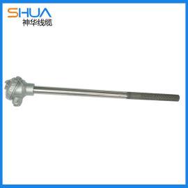 高品質端面耐磨熱電偶可定制手柄式鎧裝耐磨熱電偶