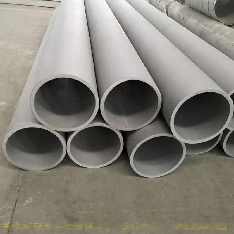 興化不鏽鋼焊管廠家 戴南生產不鏽鋼工業焊管的工廠