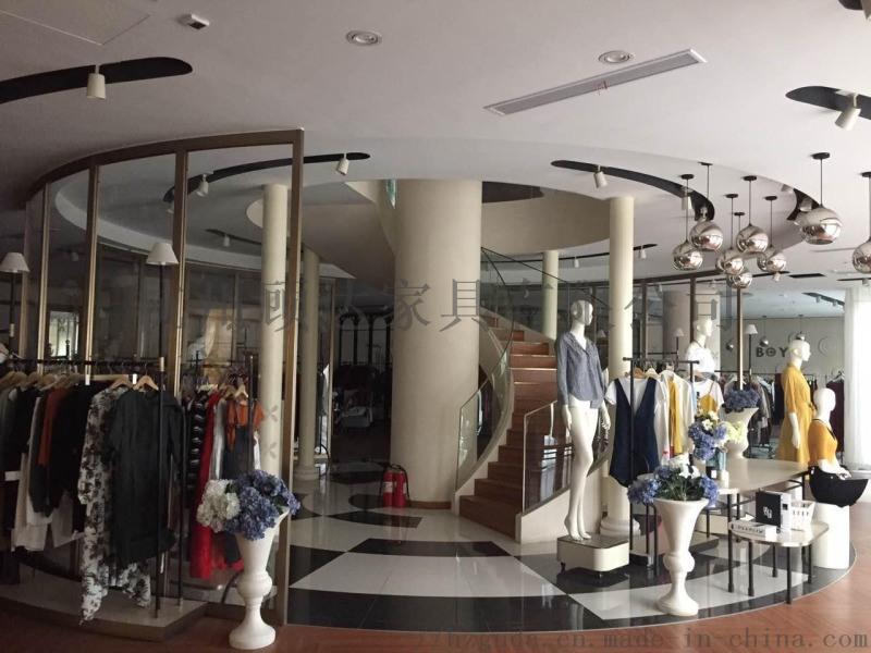 杭州服装展柜 珠宝展柜 手机展柜定做 超市货柜