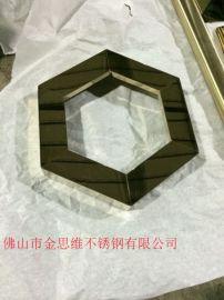 藝術異形不鏽鋼相框不鏽鋼相框定制專業廠家