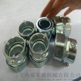 穿線金屬蛇皮管 金屬軟管接頭DN25大量供應