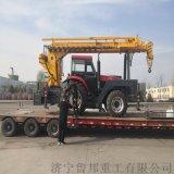 5吨拖拉机吊车 拖拉机吊车打桩机