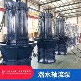 浙江井筒懸吊安裝900ZQ-250KW潛水軸流泵