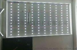低功率3030灯珠漫反射卷帘式LED透镜硬灯条
