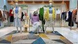 知名品牌女装玛丽歌蒂,商场高端定制款