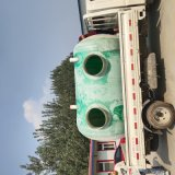 污水改造污水池玻璃鋼地埋式隔油池