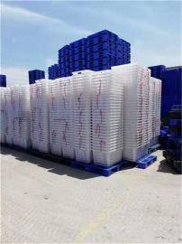垫江县塑料筐蔬菜周转筐周转箱带铁柄塑料箱