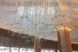 重慶奧圓天辰項目 非標工程燈