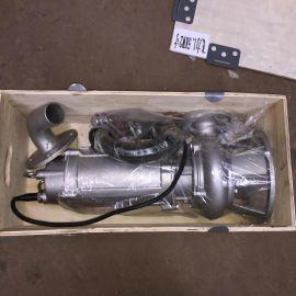 WQ全不锈钢潜水泵大功率离心式自动排水排污泵