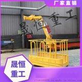 吊車用弔籃 360度旋轉吊框總成