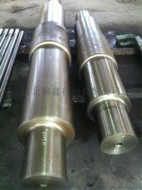 厂家定制油泵毛坯轴楔横轧轴