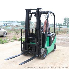 捷克2020新款 1.5吨电动叉车 码头仓库搬运