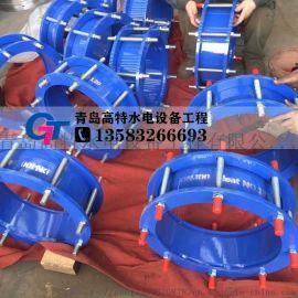 青岛法兰松套式伸缩接头生产厂家